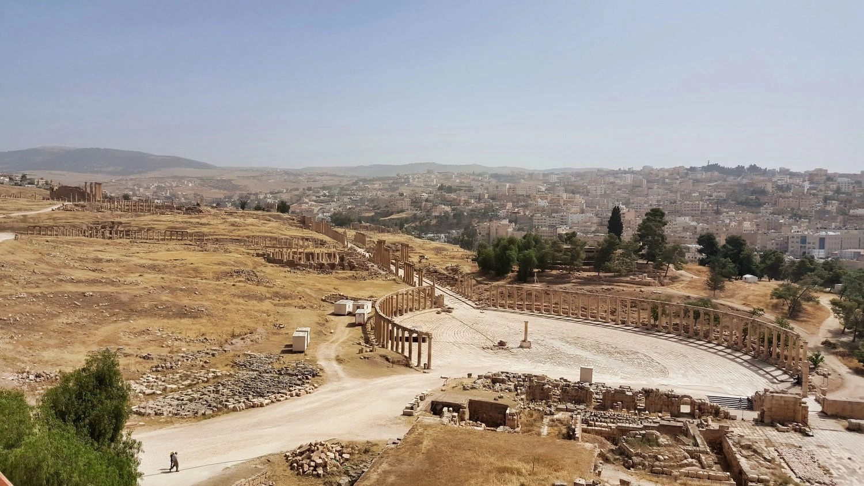 10 Days in Jordan - Jerash