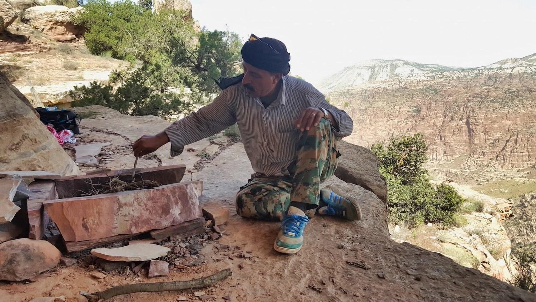 10 Days in Jordan - Mahmood Hiking Guide in Dana