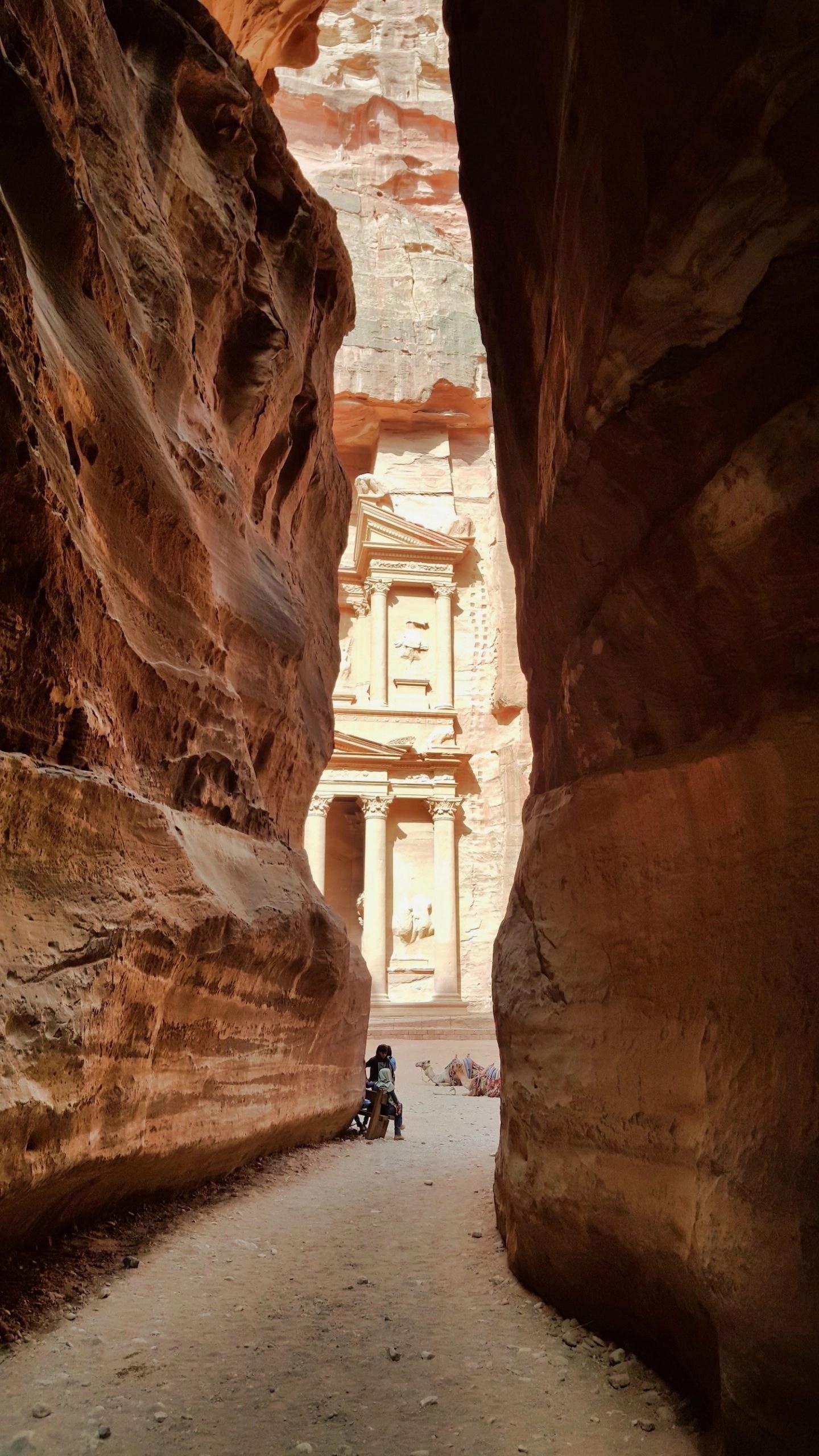 10 Days in Jordan - Petra Treasury