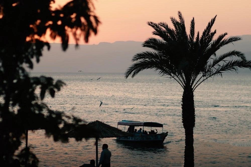 2 Weeks in Jordan - Sunset in Aqaba