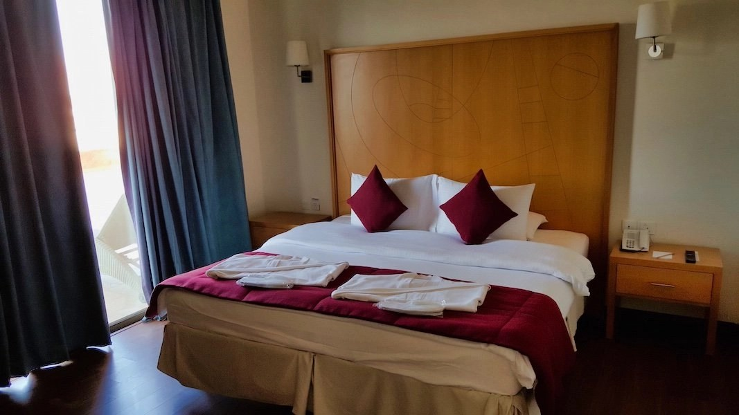 Jordan Hotels - Room Interior #2