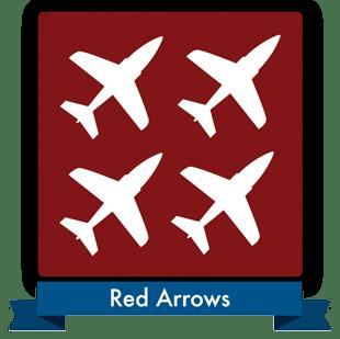 red-arrows