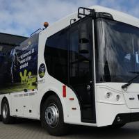 Elektrisk skraldebil skal klare renovationen i Aabenraa