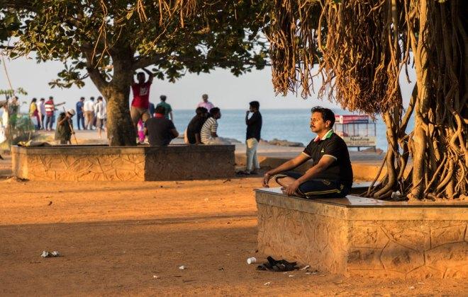 Meditate, India, Fort Cochin, Kochi