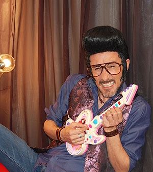 El Chikichiki a Eurovisión, plis.