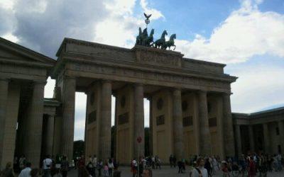 Primer día en Berlín