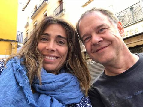 Estela Millan & Jordi Moncayo en Zaragoza