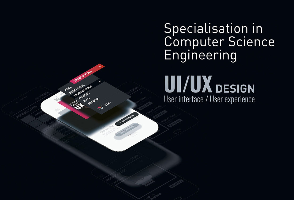 Diseño UI y UX, Arte y Tecnología