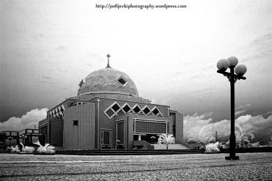 MEsjid Agung Tanjung Balai Karimun BW 1000