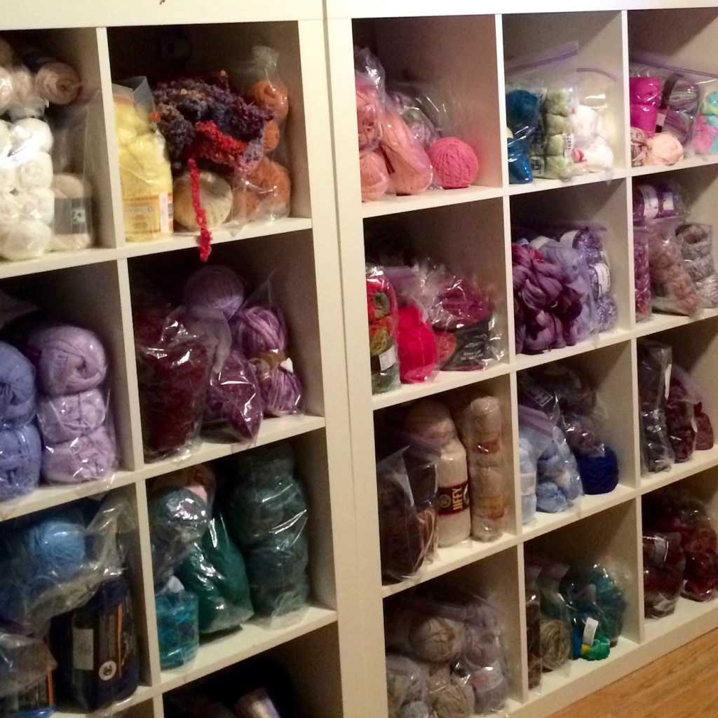 Organizing for the Home: Craft Rooms