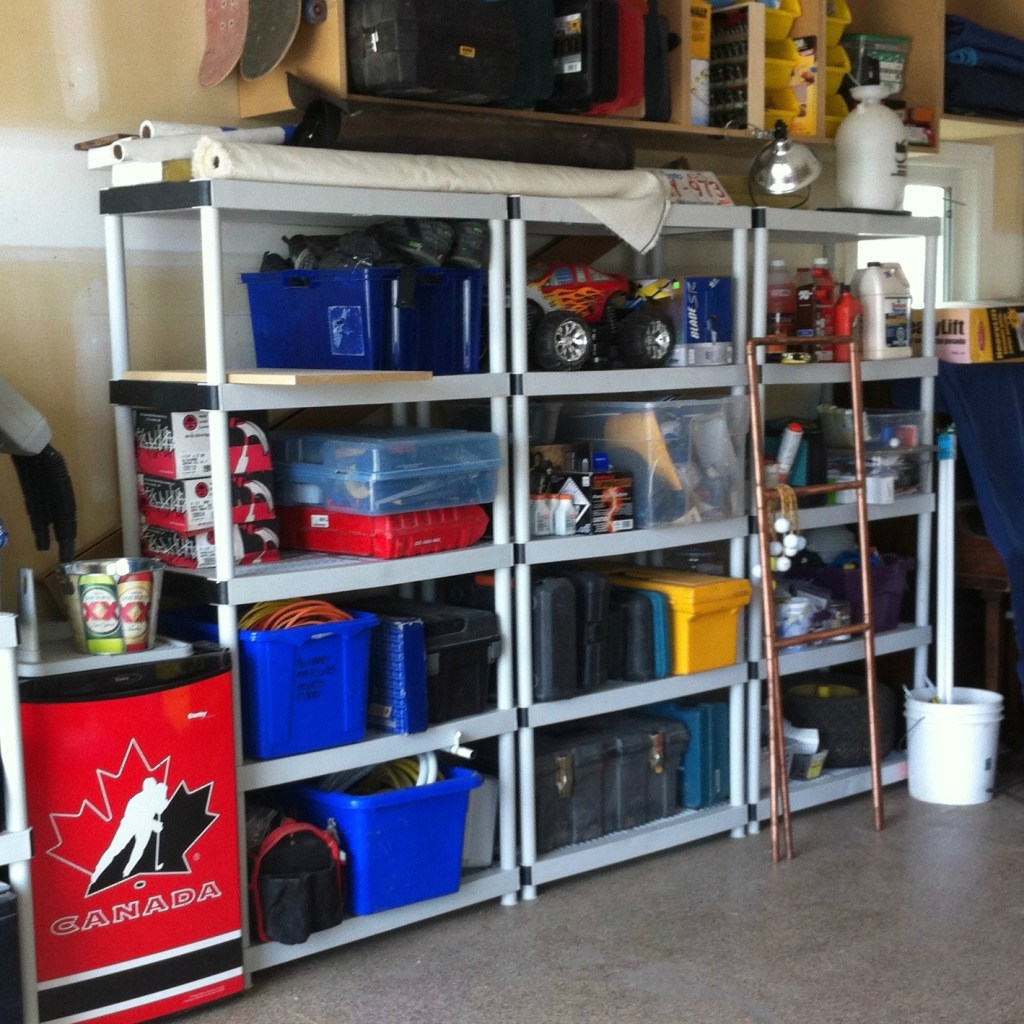 Organizing for the Home: Garage