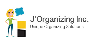 J'Organizing logo