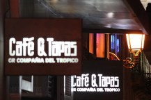 Café y Tapas
