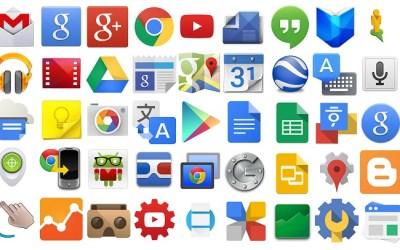 ¿Sabes cuántos productos y servicios tiene Google?
