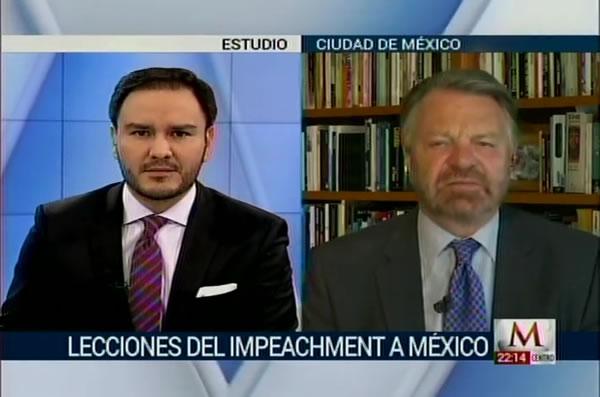 MilenioTV / Las Diez de Milenio con Carlos Zúñiga / 17 de mayo 2016