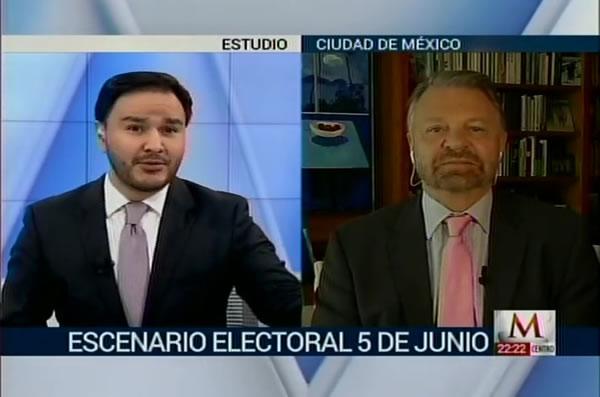 MilenioTV / Las Diez de Milenio con Carlos Zúñiga / 31 de mayo 2016