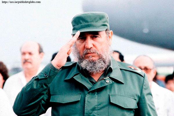 Y en eso llegó Fidel