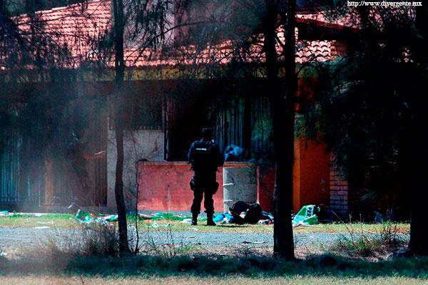 Tanhuato: ejecuciones extrajudiciales
