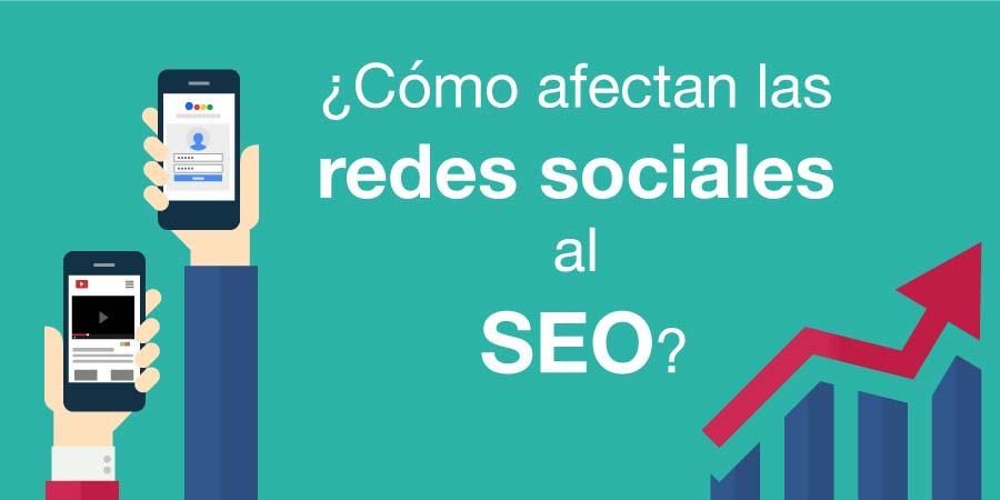 ¿Cómo afectan las redes sociales al SEO?