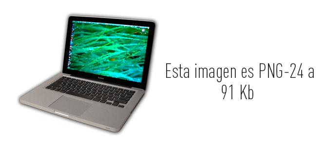tipo de archivo imagen png 24 optimizacion de imagenes
