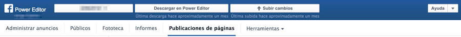 como usar dark posts facebook