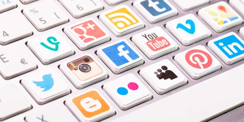 redes sociales para vender online
