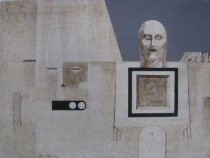Figura y caja - Jorge Cocco