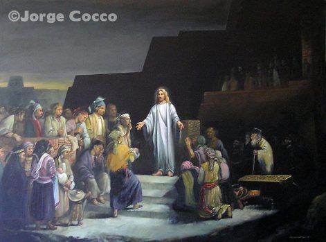 Cristo en America