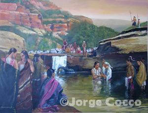 Las aguas de Mormón