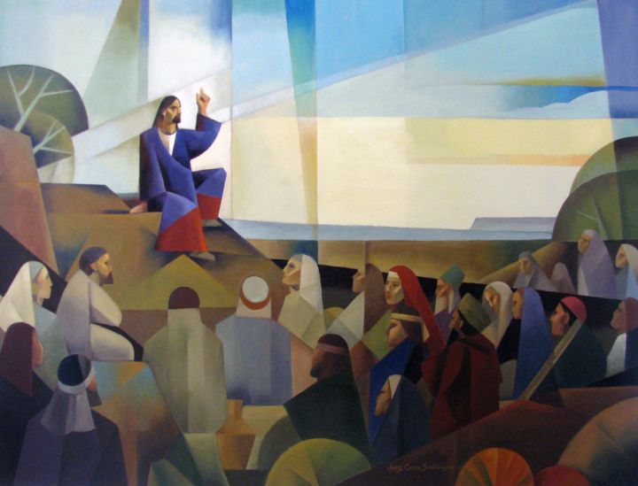 sermon on the mount web