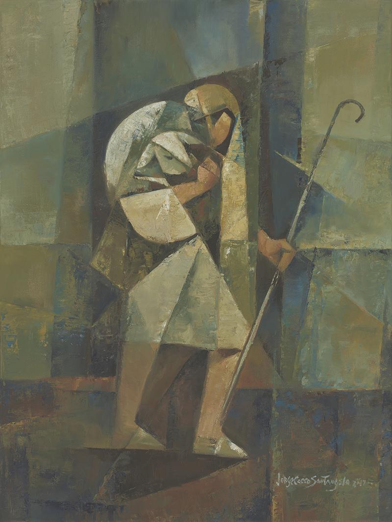 The young shepherd