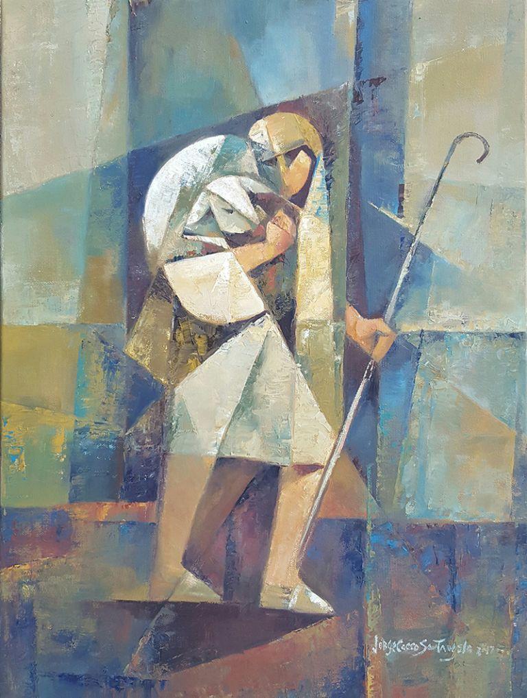 The Shepherd. Variation V