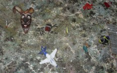 Mixed Media Acryl Oil PVC of Canvas 1995