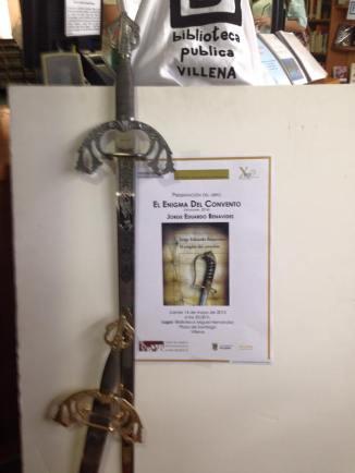 en Biblioteca de Villena 1