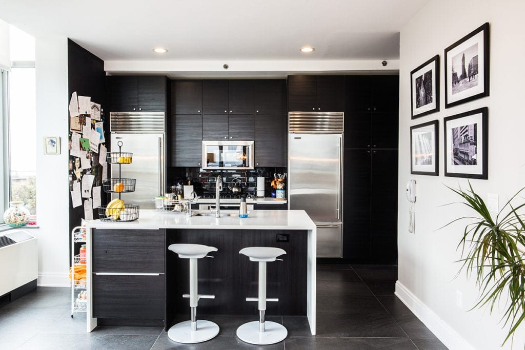 Open Kitchen Design  Fontan Architecture