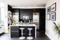 Open Kitchen Design - Fontan Architecture