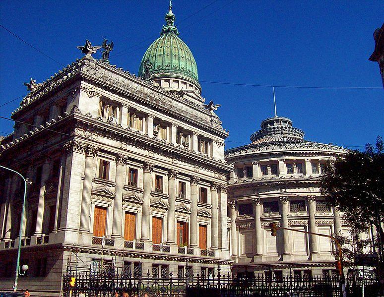 Edificio del Congreso Argentino