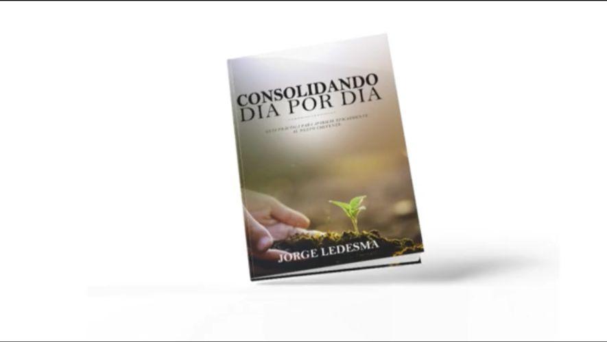 """El Apostol Jorge Ledesma presento el Libro """"Consolidando Dia Por Dia"""""""