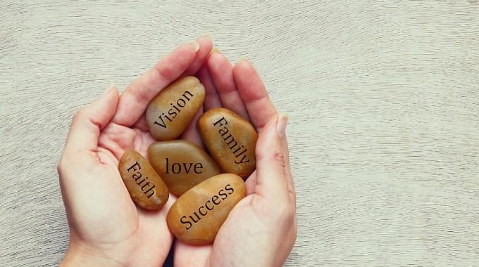El Amor: Las Palabras Y El Mensaje