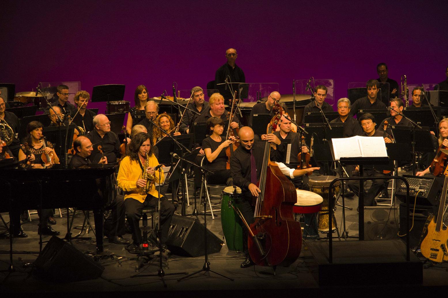 Resultado de imagen de sinfonía jazz