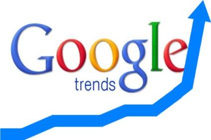 Resultado de imagen de google trends
