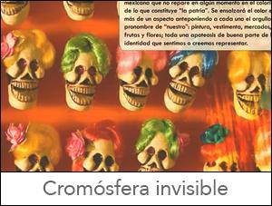Jorge Santana Cromósfera invisible