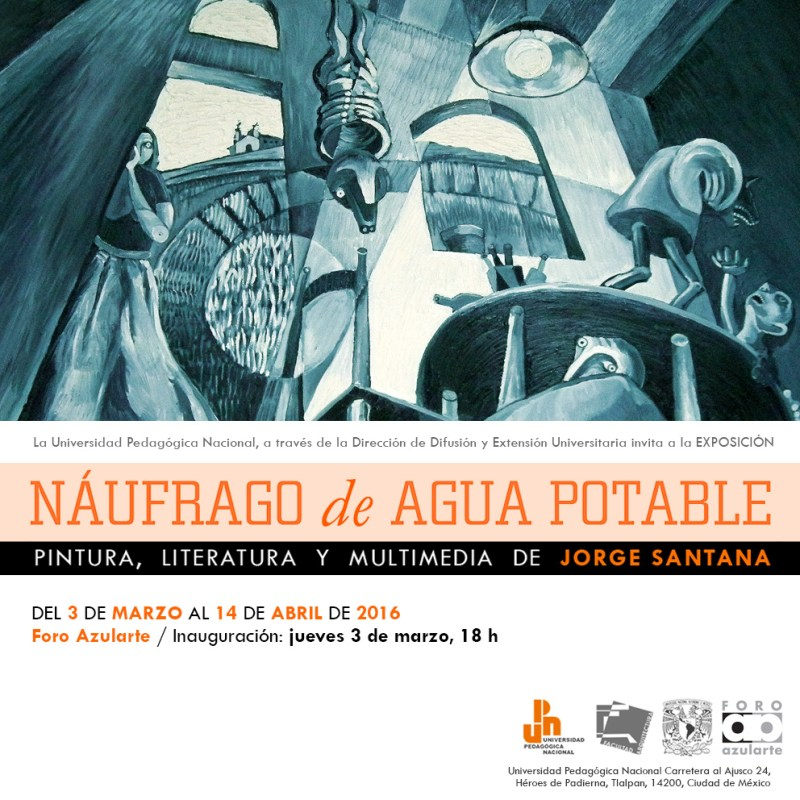Náufrago de Agua Potable Jorge Santana