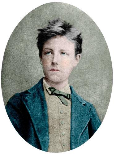 Gracias, Rimbaud
