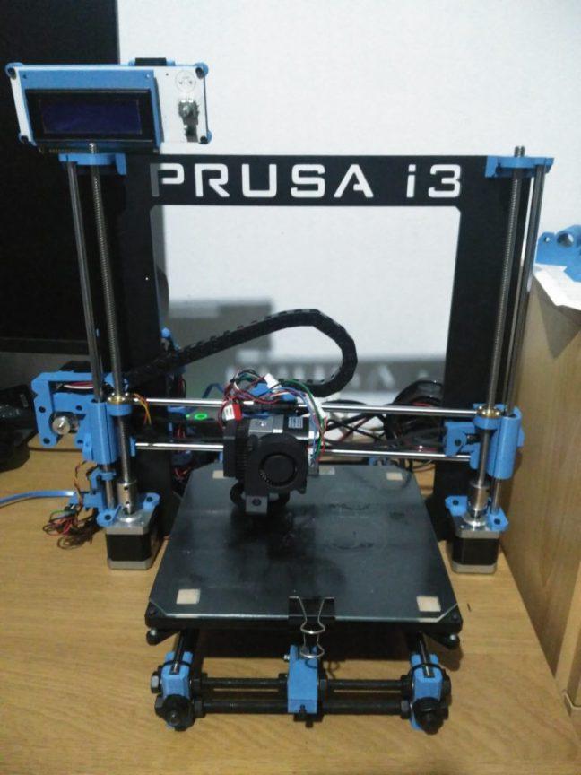 Impresora 3D BQ