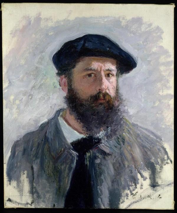"""History Of Claude Monet Jorge Sette """"linguagem"""""""