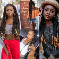 Beads and Braids: How to Add Beads to Braids Tutorial ...