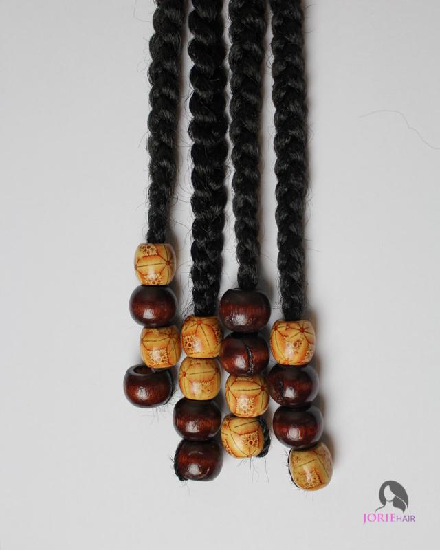 Braids with Beads  Different Combination Ideas  Jorie Hair