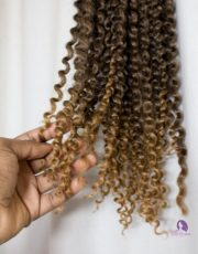 """passion twist hair water wave 20"""""""