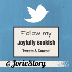 Joyful Tweeter badge created by Jorie in Canva